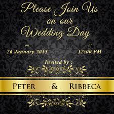 online wedding invitation card maker free kmcchain info