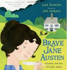 jane austen author biography new picture book biography of jane austen glitters literary
