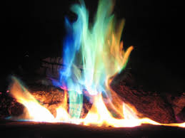 what is the hottest color amazing rust com flame test
