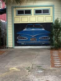 Overhead Door New Orleans New Orleans That S A Painted Garage Door Don T What S