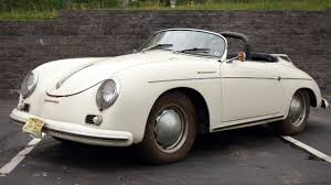 porsche speedster for sale super project 1957 porsche 356 speedster