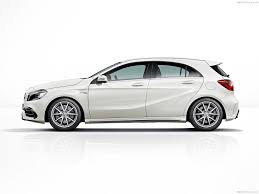 mercedes 45 amg white mercedes a45 amg 4matic 2016 pictures information specs