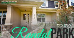 randal park townhouse 8956 hildreth ave orlando the light team