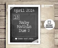pregnancy announcement template free thanksgiving pregnancy