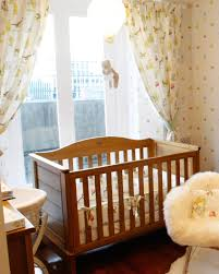Lemon Nursery Curtains Miyu Miyu Bespoke