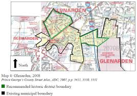 prince georges county map glenarden prince george s county memorial library system
