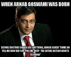 My Heart Will Go On Meme - eic pays tribute to arnab goswami with my heart will go on it