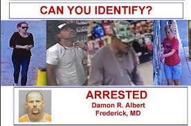 Seeking Card Arrested In Regional Credit Card Theft Ring Loudoun Deputies