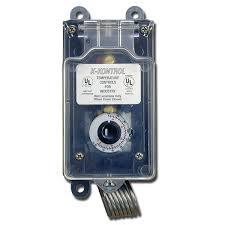 greenhouse thermostat fan control canarm k kontrol thermostat