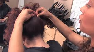updos for shorter hair how to youtube