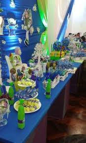 Buzz Lightyear Centerpieces by Buzz Lightyear Birthday Party Ideas Outer Space Party Buzz