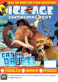 titan launches ice age continental drift official movie