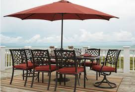 Rent Patio Furniture by Rent To Own Outdoor Dining P557 635 601a 602a Colortyme