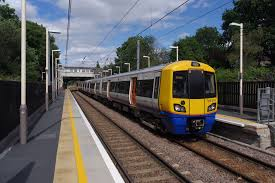 Brondesbury Park railway station