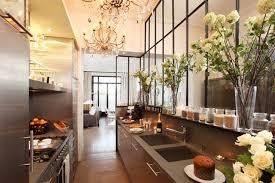 separation de cuisine en verre incroyable separation vitree cuisine salon 4 mobilier silice