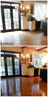 Laminate Floor Refinishing No Sanding Non Toxic Wood Floor Refinishing Redhead Can Decorate