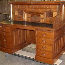 Old Roll Top Desk Handmade Custom Built Roll Top Desk By Roll Top Desk Works