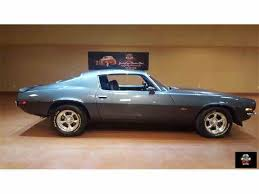 1970 1973 camaro for sale 1970 to 1978 chevrolet camaro for sale on classiccars com 168