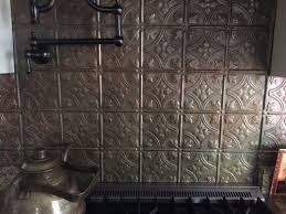 Can I Paint Over Kitchen Tiles - can you paint a copper backsplash hometalk