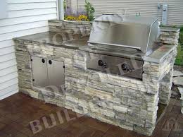 Patio Grills Built In Hardscapes Built In Bbq Outdoor Kitchens Arbor Outdoor