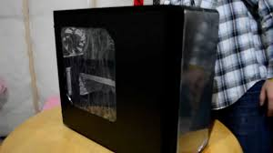 fractal design define r4 fractal design define r4 review windowed side panel