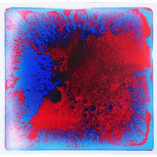 Tiles Pictures by Amazon Com Art3d Multi Color Exercise Mat Liquid Encased Fancy