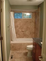 bathroom 2017 small bathroom with shower only plus wooden vanity