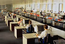 beautiful open office floor plan benefits in offices around the