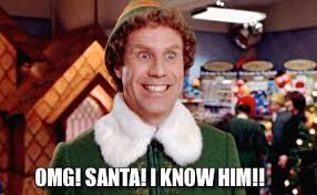 Elf Movie Meme - buddy the elf what s your favorite christmas movie the talon