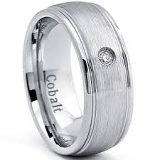 mens wedding bands cobalt cobalt s rings shop the best deals for nov 2017 overstock