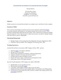 Resume Educational Background Format Account Assistant Resume Format Resume For Your Job Application