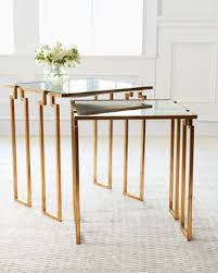 pottery barn nesting tables nesting tables a versatile alternative to the ordinary side table