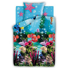 Nemo Bedding Set Rand2902 Finding Nemo Bedding Set Comforter 100 Cotton