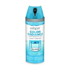 shop valspar color radiance pool party enamel spray paint actual