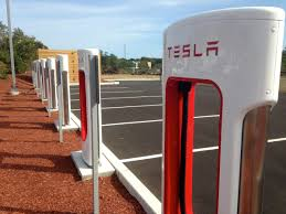 End Table Charging Station by Electric Vehicle Charging Stations Still Sparse On Cape Islands
