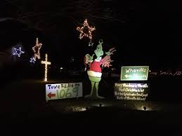 grinch christmas lights diamond loch christmas lights display 18 photos local flavor