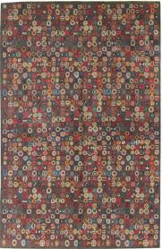 Modern Pattern Rugs Bottle Caps Modern Geometric Pattern Rug J41581