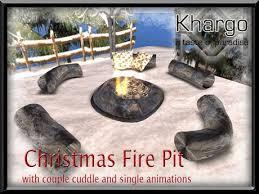 Firepit Menu Second Marketplace Firepit Menu Driven Animation