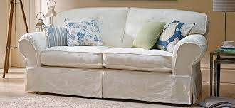 Loose Covers For Leather Sofas Living Room Magnificent Sure Fit Sofa Slipcovers With Form Vs