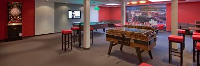 game room parkhotel beausite
