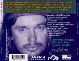 Curtain Call Album Curtain Call Jaco Pastorius Songs Reviews Credits Allmusic
