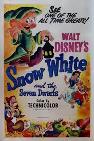 Color By Disney Filmic Light Snow White Archive Snow White Movie Posters