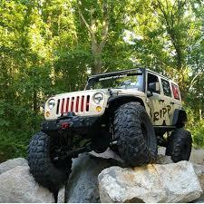tank green jeep rockstar performance garage ironhyde jk
