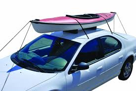 amazon com attwood car top kayak carrier kit sports u0026 outdoors