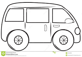 coloring page for van van coloring page useful as coloring book for kids van for