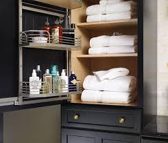 Corner Bathroom Storage Furniture Closet Storage Cabinet Homesfeed