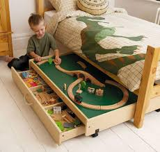 fold up train table 28 very creative ways to save space in your favorite place at home