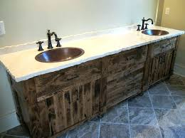 reclaimed wood bathroom wall cabinet reclaimed wood bathroom cabinets justget club