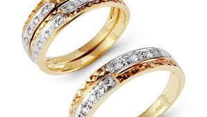 diamonds awesome gold band men wedding bands men