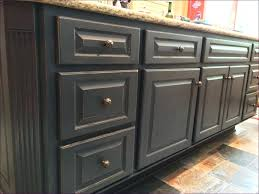 How To Seal Painted Kitchen Cabinets Sealing Painted Kitchen Cabinets Kitchen Cabinet Makeover With